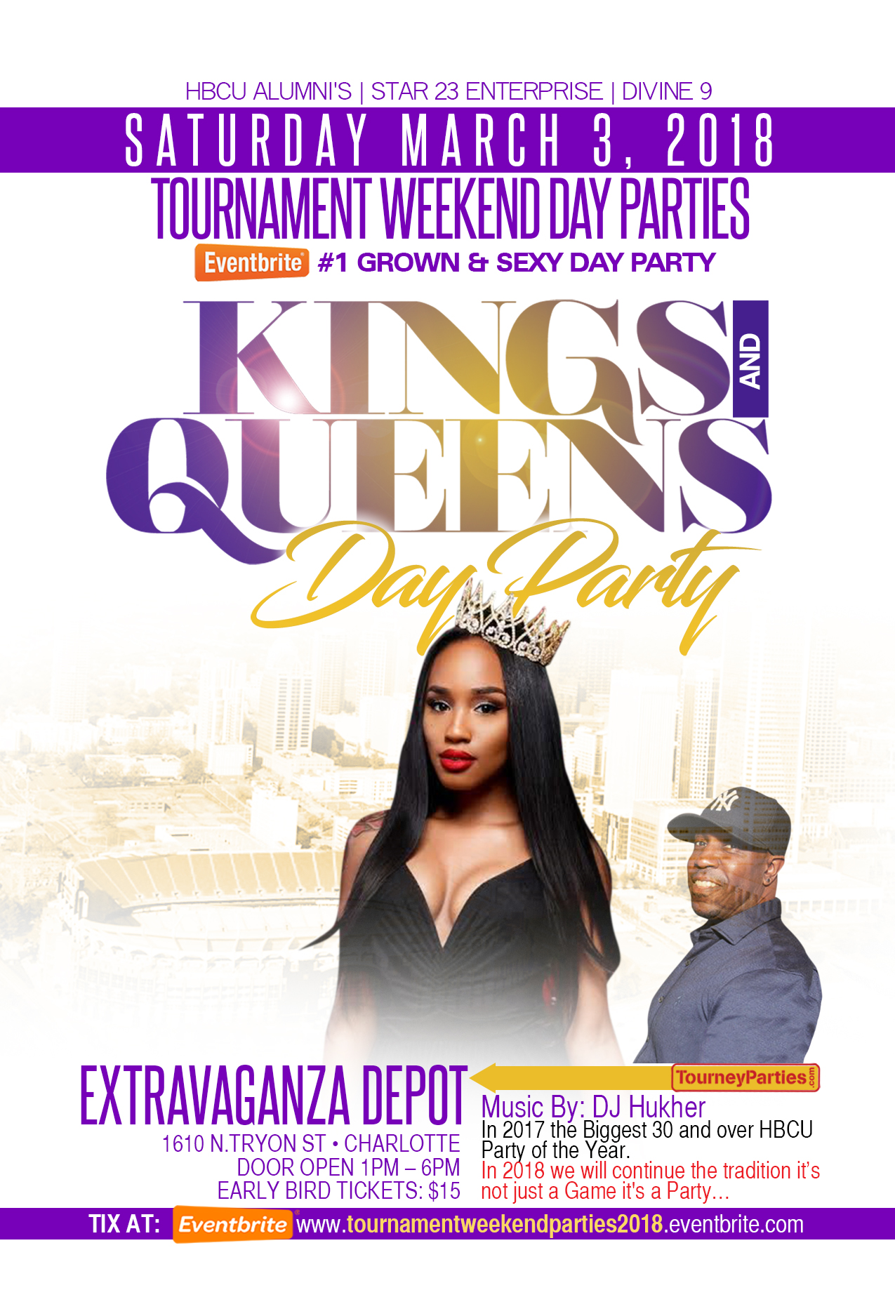 CIAA 2018 Parties and Events