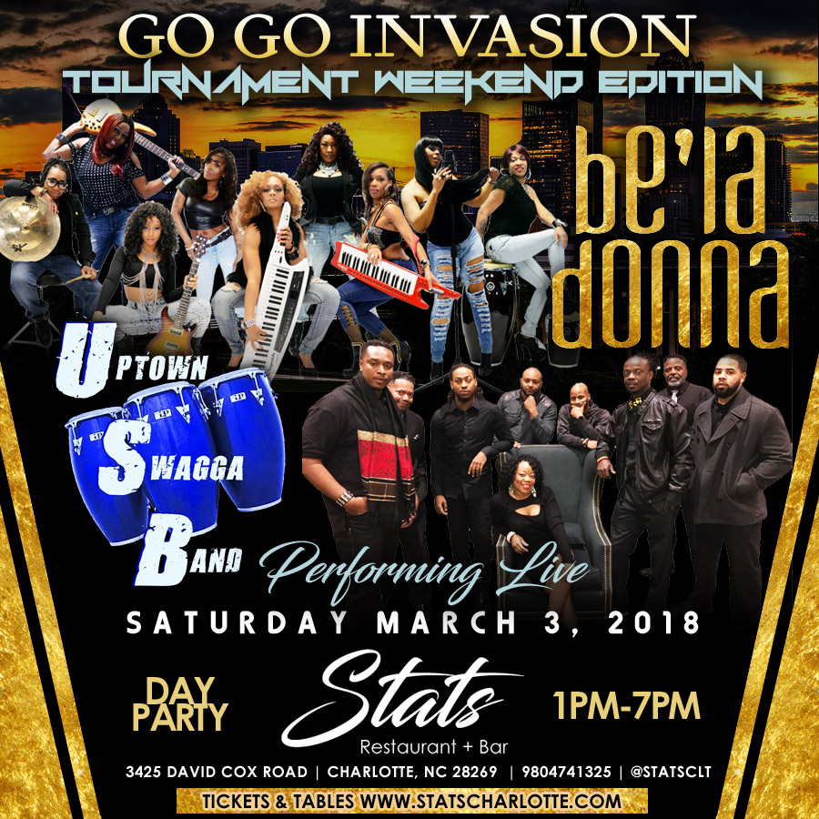 2018 CIAA Parties and Events